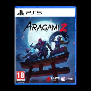 Aragami 2 sur PS5 visuel produit