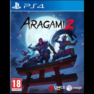 Aragami 2 sur ps4 visuel produit