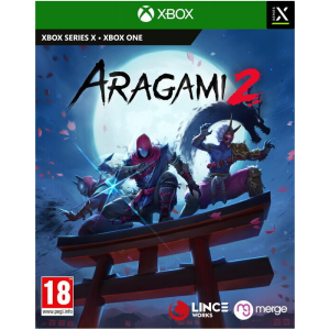 Aragami 2 sur xbox visuel produit