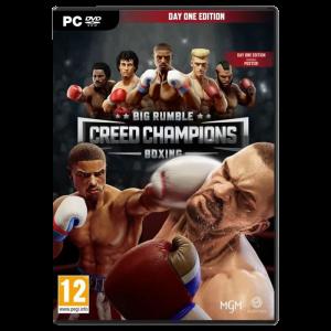 Big Rumble Boxing Creed Champions PC visuel produit