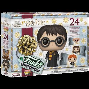 Calendrier de l'Avent 2021 Harry Potter visuel produit