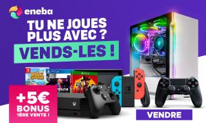 Eneba vendre est desormais possible titre principal
