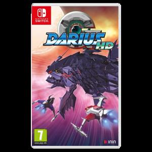 G-Darius HD switch visuel produit