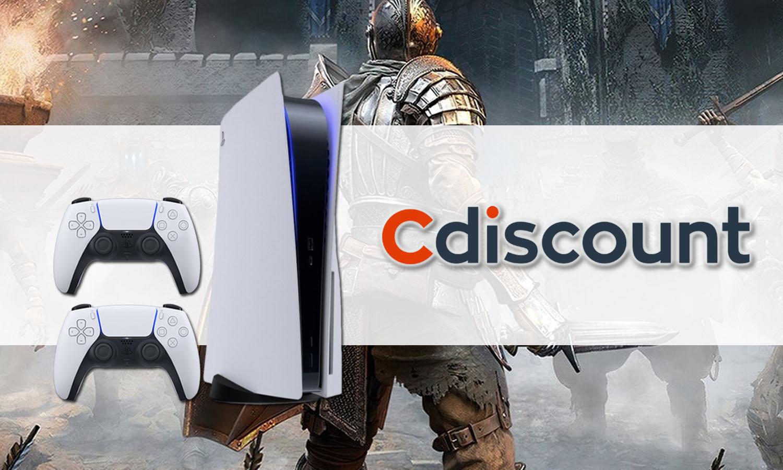 comment acheter la ps5 ou la xbox sur Cdiscount