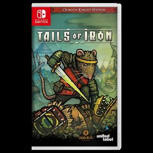 Tails of Iron Crimson Knight Edition Switch visuel produit
