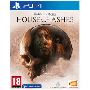 The Dark Pictures House of Ashes PS4 visuel produit