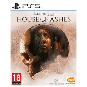The Dark Pictures House of Ashes PS5 visuel produit