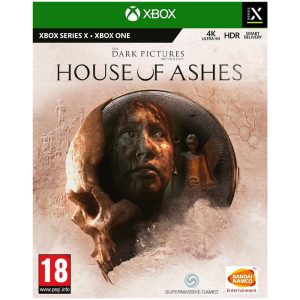 The Dark Pictures House of Ashes xbox visuel produit