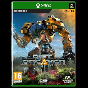 The Riftbreaker Xbox visuel produit