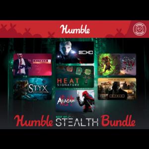 pack de jeux infiltration humble bundle visuel produit