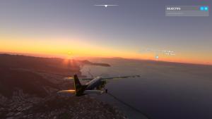 tesrt flight