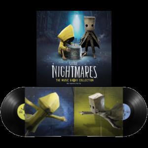 vinyle little nightmares visuel produit
