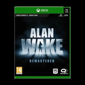Alan Wake Remastered sur Xbox visuel produit