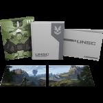 Artbook Deluxe Halo Infinite visuel produit