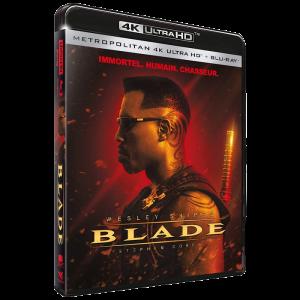 Blade Blu-Ray 4K visuel produit
