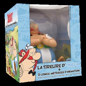 Coffret DVD Tirelire Obélix visuel produit
