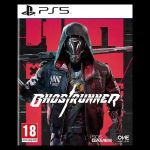 Ghostrunner sur PS5 visuel produit