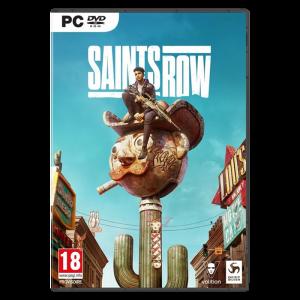 Saints Row Day one Edition PC visuel produit