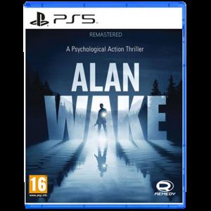 alan wake ps5 visuel produit