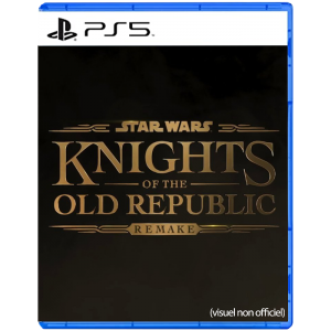 star wars old republic remake ps5 provisoire