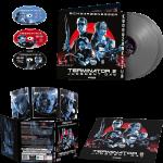 terminator 2 blu ray 4k vinyle visuel produit