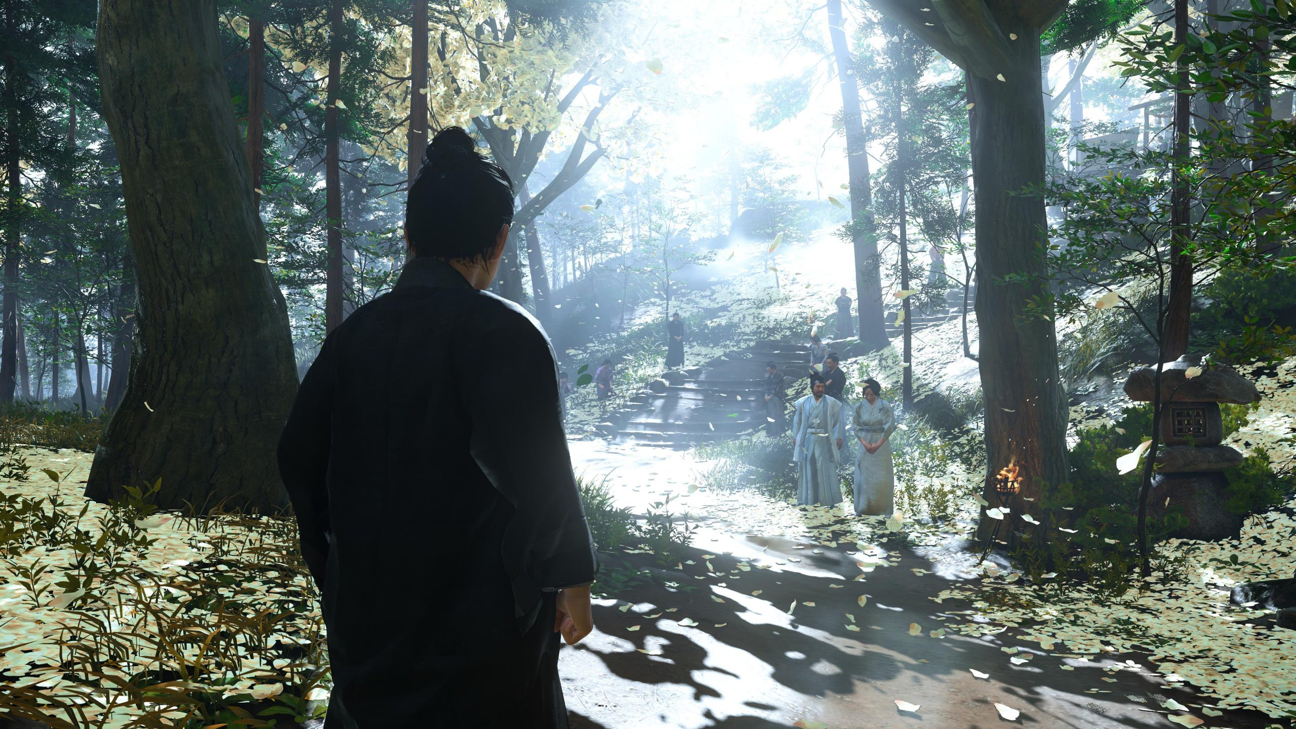 test ghost of tsushima ps5 visuel 3
