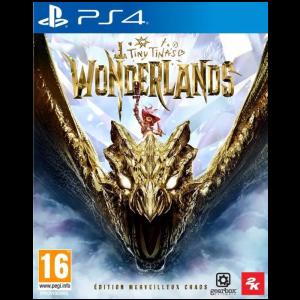 tiny tina's wonderland edition merveilleux ps4 visuel produit