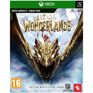 tiny tina's wonderlands edition merveilleux xbox series visuel produit