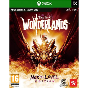 tiny tina's wonderlands edition next level xbox visuel produit