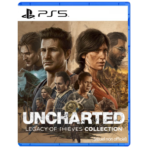 uncharted legacy thief collection ps5 provisoire