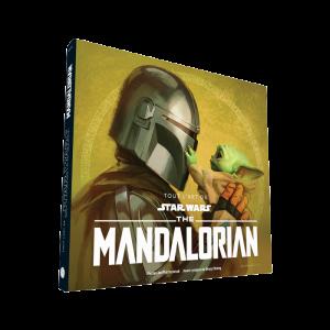 Artbook Star Wars Tout l'art du Mandalorian Saison 2 visuel produit
