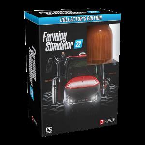 Farming Simulator 22 Collector's Edition sur PC visuel produit
