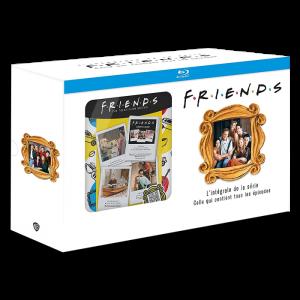 Friends L'intégrale Blu Ray + Quizz visuel produit v2