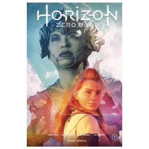 Horizon Zero Dawn Tome 1 Horizon Zero Dawn visuel produit
