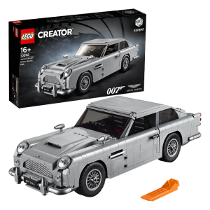 Lego Creator Expert James Bond DB5 visuel produit v2
