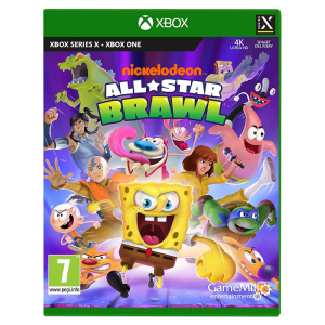Nickelodeon All-Star Brawl sur Xbox visuel produit