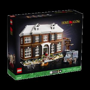 Set Lego Maman J'ai Raté l'Avion visuel produit