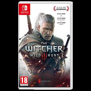 The Witcher 3 sur Switch visuel produit